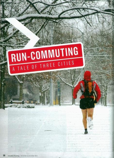 Lesley Evans Ogden, Canadian Running, Vol. 6 Issue 7, Nov. & Dec. 2013, p. 50