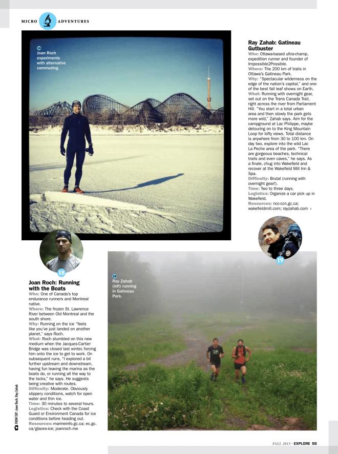 Automne 2015, Explore, p. 55